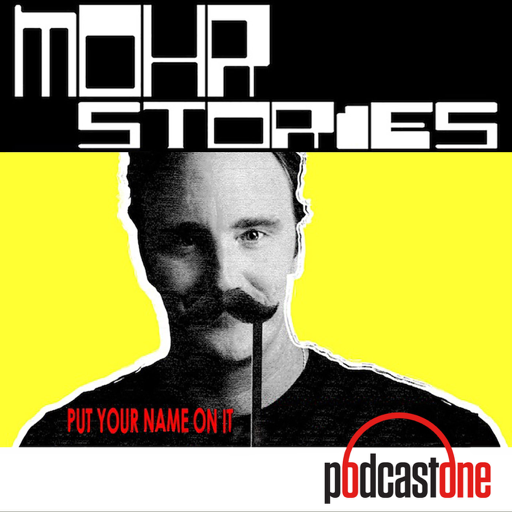 Cover image of Mohr Stories with Jay Mohr