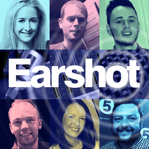 Cover image of Earshot with Steve Martin
