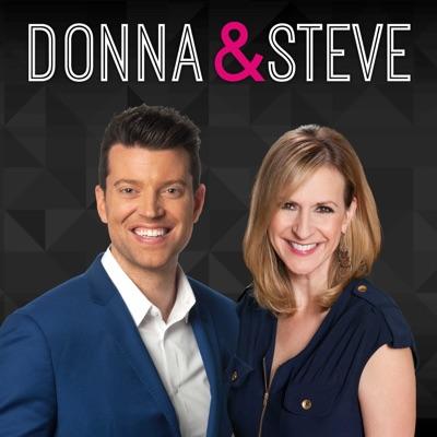 Donna & Steve:PodcastOne / Hubbard Radio