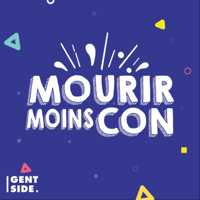 Podcast cover art for Mourir Moins Con
