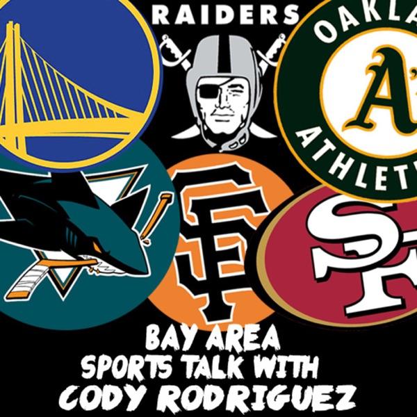 Bay Area Sports Talk With Cody Rodriguez