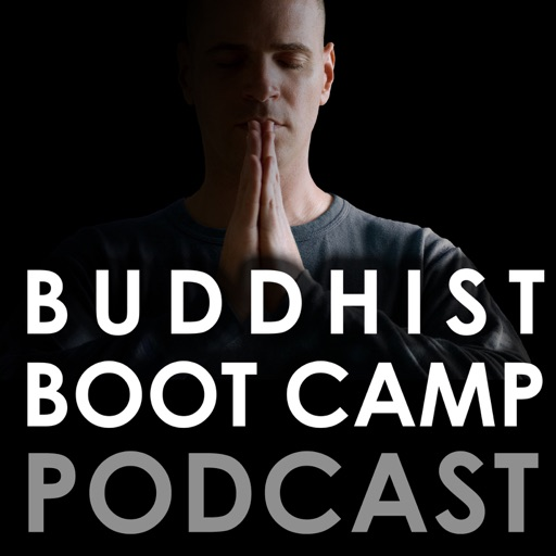 Cover image of Buddhist Boot Camp Podcast