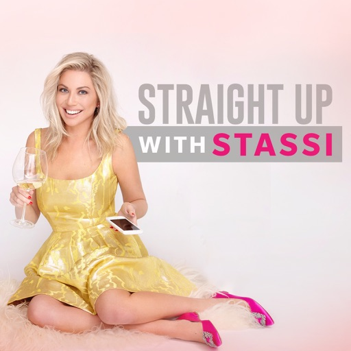 Cover image of Straight Up with Stassi