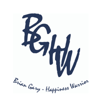 Brian Gary Happiness Warrior podcast