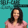 Unconventional Self-Care Diary with Dionne Nicole artwork