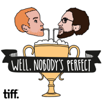 Podcast cover art for Well, Nobody's Perfect...