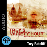 Trey's Variety Hour (MP3) podcast