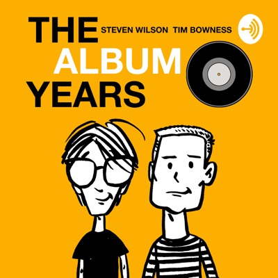 The Album Years:Steven Wilson & Tim Bowness