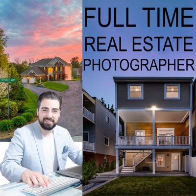 Full Time Real Estate Photographer