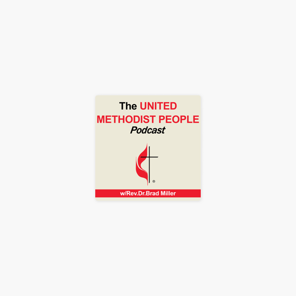 United Methodist People Podcast: UMPP:018  Shannon Priddy