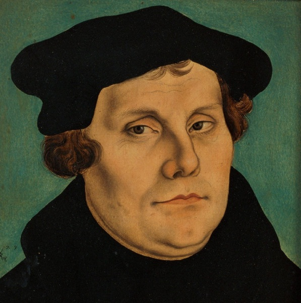 Martin Luther-serie