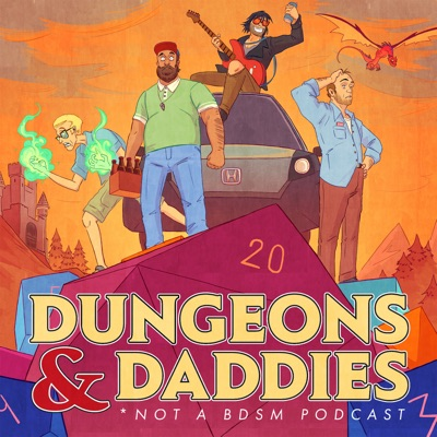 Dungeons and Daddies:Dungeons and Daddies