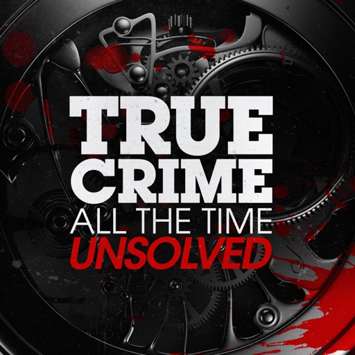 Cover image of True Crime All The Time Unsolved