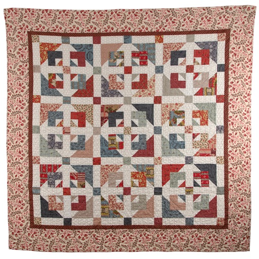 Cover image of The Off-Kilter Quilt