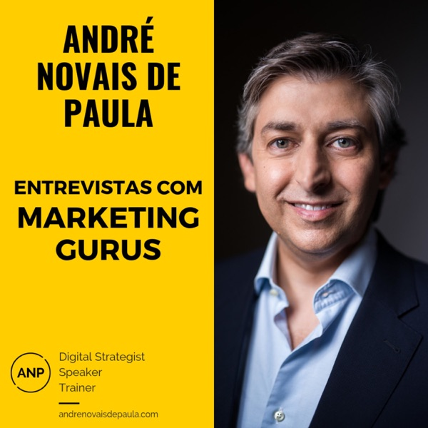 Entrevistas com Marketing Gurus by André Novais de Paula