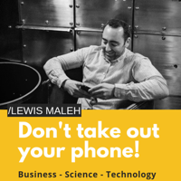 Don't take out your phone! podcast
