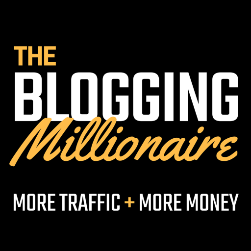 Cover image of The Blogging Millionaire