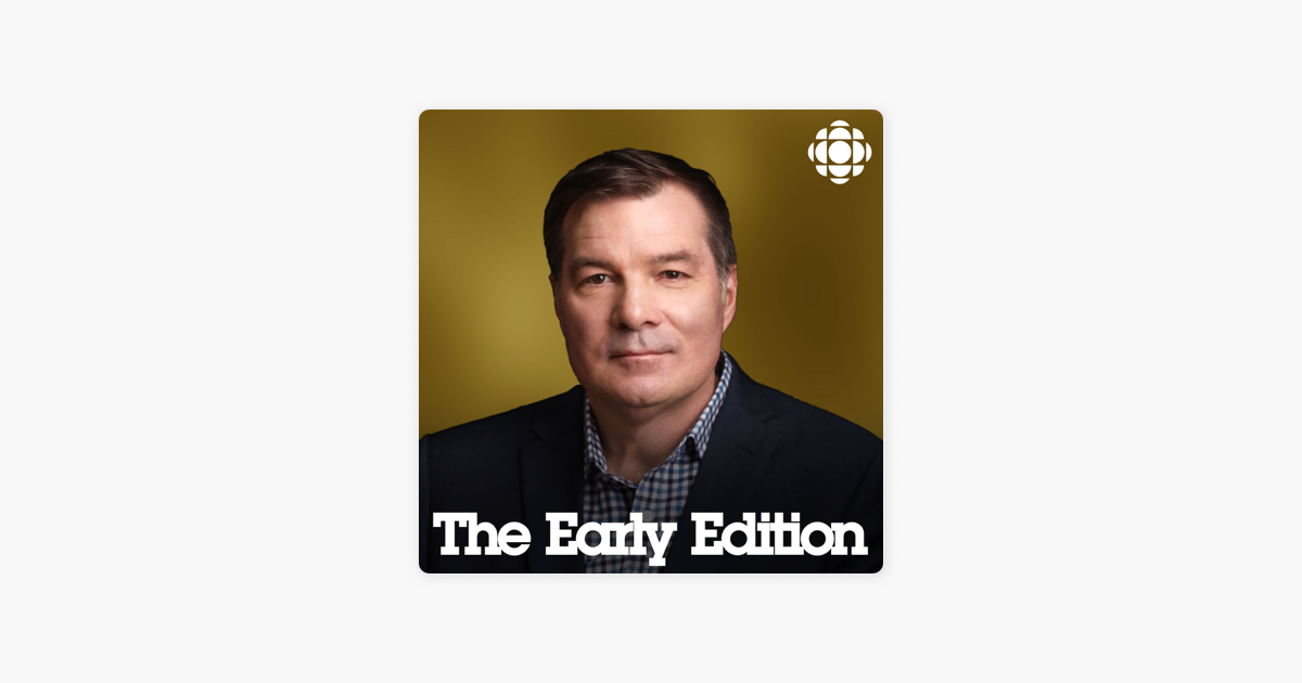 cbc early edition podcast
