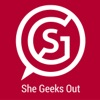 She+ Geeks Out Podcast artwork