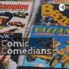 Comic Comedians artwork