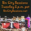 Sin City Sessions artwork