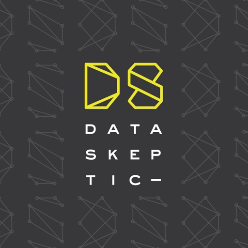 Cover image of Data Skeptic