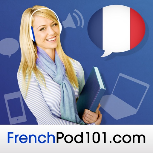 Cover image of Learn French | FrenchPod101.com