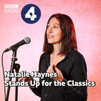 Natalie Haynes Stands Up for the Classics podcast