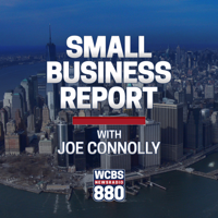 Podcast cover art for Small Business Report with Joe Connolly