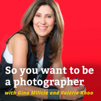 So You Want to be a Photographer Podcast - How to transform your skills and build a profitable photography business podcast