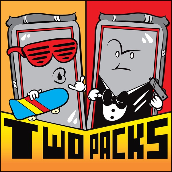 Two Packs: Trading Card Comedy presented by Meltdown Comics