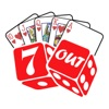 Seven Out Gambling, Poker and Casino Podcast artwork
