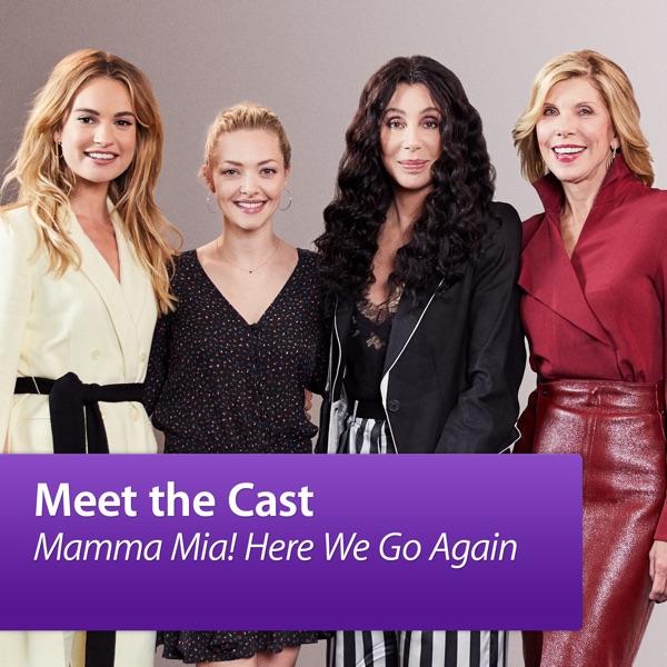 Mamma Mia! Here We Go Again: Meet the Cast