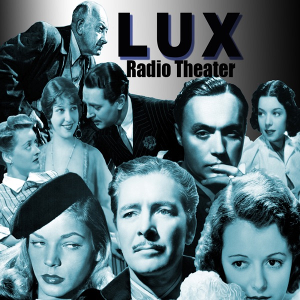 Lux Radio Theater banner backdrop