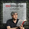 Mobituaries with Mo Rocca artwork