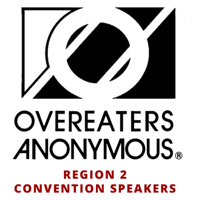 Overeaters Anonymous Region 2 Convention Speakers podcast