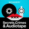 Secrets, Crimes & Audiotape artwork