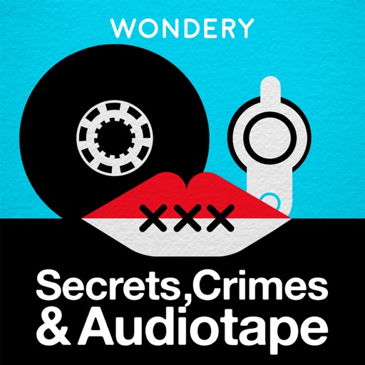 Cover image of Secrets, Crimes & Audiotape