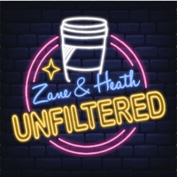 Podcast cover art for Zane and Heath Unfiltered