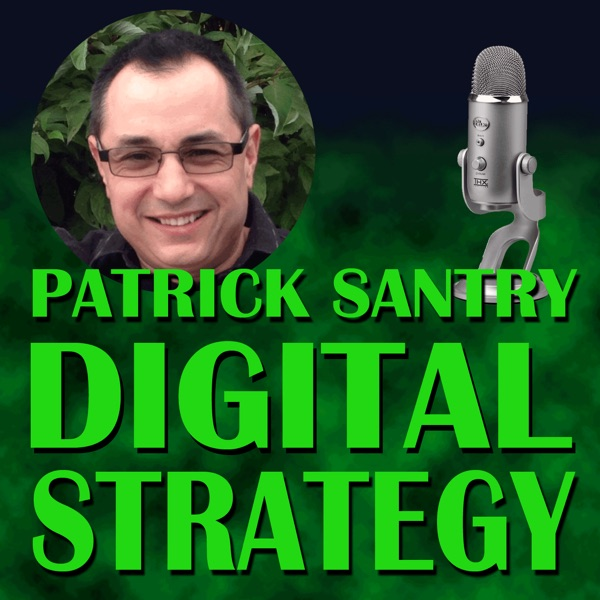 Digital Strategy Technology Consultant - Patrick J. Santry