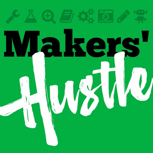 Cover image of Makers' Hustle Podcast