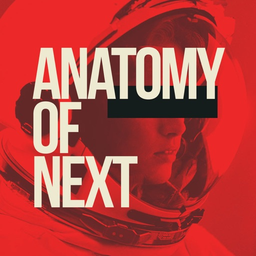 Cover image of Anatomy of Next