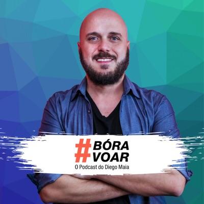 #BóraVoar
