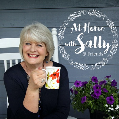 At Home With Sally:Sally Clarkson