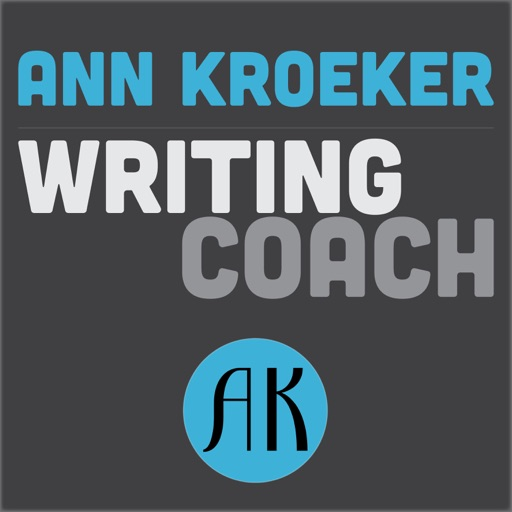 Cover image of Ann Kroeker, Writing Coach