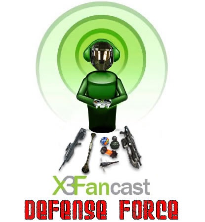 Podcast – X3F Fancast Defense Force