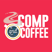 Comp + Coffee podcast