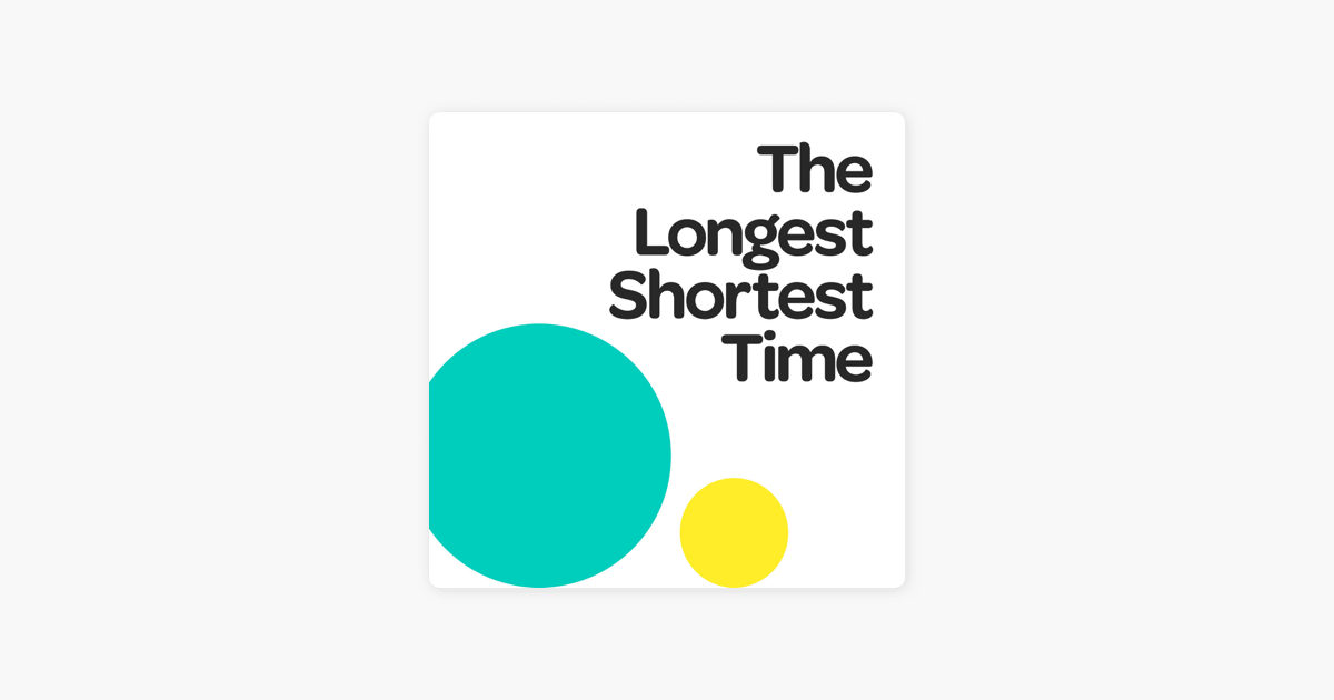 The Longest Shortest Time on Apple Podcasts