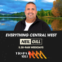 Neil Gill For Breakfast - Triple M Central West 105.1 podcast