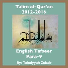 Talim al-Qur'an 2012-16-Para-9